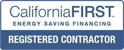 CaliforniaFIRST-registered Contractor