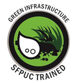 Certified Green Infrastructure Trained by SFPUC