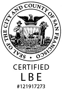 Certified LBE (Local Business Enterprise)