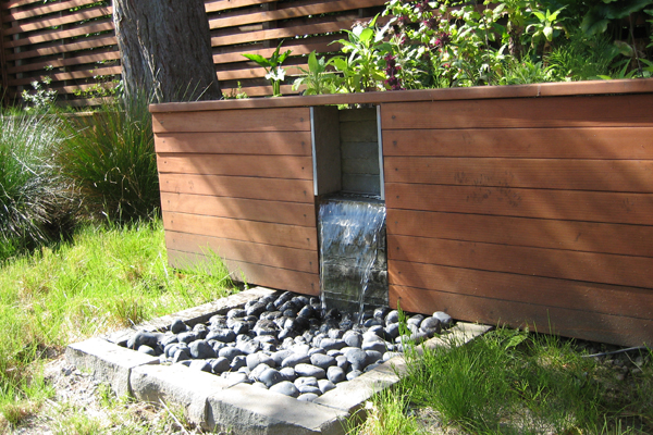 Water Features Native Plants Through A Modern Lens At Madro O