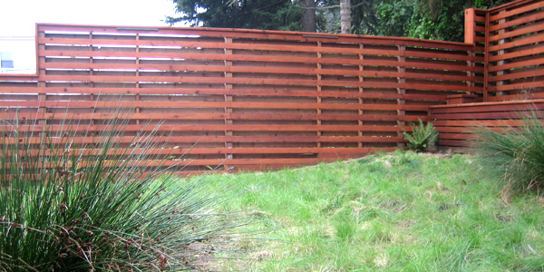 Horizontal Fence